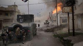 Kampf gegen Terrormiliz in Mossul: Experten rechnen mit erbittertem Widerstand