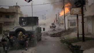 Kampf gegen Terrormiliz in Mossul: Experten rechnen mit erbittertem Widerstand des IS