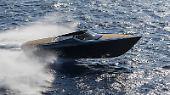 Ein eindrucksvolles Schmuckstück hat Aston Martin im Herbst 2016 mit der AM37 zu Wasser gelassen.