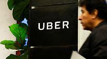 Sexuelle Diskriminierung sei bei Uber systematisch gewesen, sagt eine Ex-Angestellte.