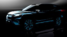 SsangYong präsentiert den XAVL auf dem Genfer Autosalon.