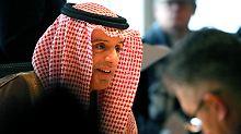 Kampf gegen IS in Syrien: Saudis bieten USA Spezialeinheiten an