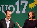 Cem Özdemir möchte mit seinen Grünen vom Aufschwung der SPD profitieren.
