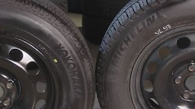 Sommerreifen im ADAC-Test: Ein SUV-Pneu fällt durch