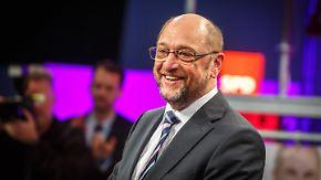 Deutliche Rückgänge bei der AfD: SPD profitiert weiter vom Schulz-Effekt