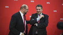 Stern-RTL-Wahltrend: SPD bleibt konstant, Merkel vor Schulz