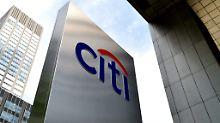 Der Börsen-Tag: Citigroup verdient weniger