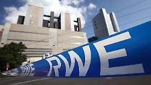 Dickes Minus für Energieriese: RWE verbucht Milliardenverlust