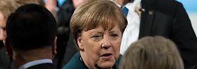 Angela Merkel muss den Krach mit dem IWF entschärfen. Sonst fliegt ihr die Euro-Rettung um die Ohren.