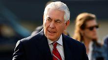Gespräch über Migranten: US-Außenminister besucht Mexiko