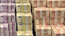 Deutscher Rekordüberschuss: Wachstum geht über Sparen
