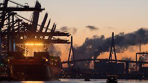 Außenhandel weiterhin positiv: USA bleiben wichtiger Partner für deutsche Exporte