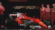 Drama-Musik und Zeitraffer: Ferrari überrascht mit mutigem Auto-Design