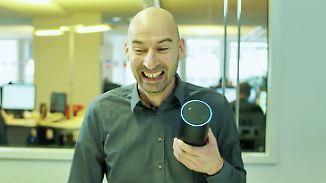 n-tv Ratgeber: Erster Blick auf Alexa von Amazons Echo