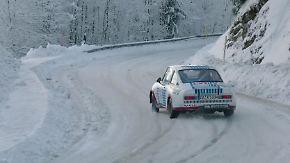 Rallye der Entschleunigung: Histo-Monte wandelt auf den Spuren der Vergangenheit