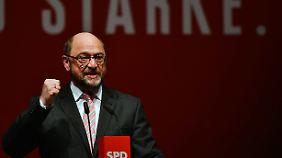 """""""Dergleichen hat es noch nicht gegeben"""": SPD setzt ihren Umfragen-Höhenflug fort"""