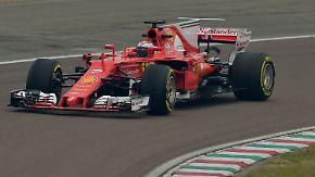 Mit dem SF70 H gegen die Konkurrenz: Ferrari will wieder aufs Treppchen