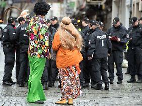 So unbeschwert wie sonst lässt sich Karneval in diesem Jahr nicht feiern.