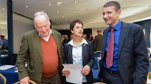 Petition für Vorstandsneuwahl: AfD-Gruppierung will offenbar Petry stürzen