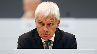 Reform des Vergütungssystems: Volkswagen deckelt Manager-Gehälter