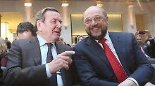 Streit um Agenda 2010: SPD will nicht an Grundpfeilern rütteln