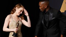 Von Justin bis Warren: Die besten Momente der Oscars 2017