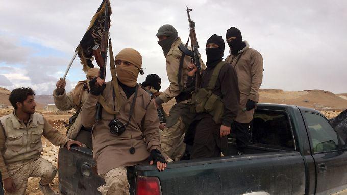 Früher Al-Nusra-Front, jetzt Haiat Tahrir al-Scham: Die syrische Al-Kaida kontrolliert Idlib.