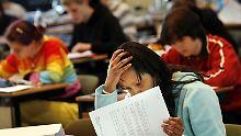 Je nach Bundesland richten sich die Chancen für einen geglückten Schulabschluss.