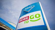 Nicht nur Bier und Zigaretten: Tankstellen sind die neuen Supermärkte