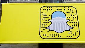 Snapchat geht an die Börse: Das ist der Mann, der Facebook narrt
