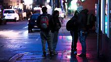 Miese Arbeitsbedingungen: Mehr Tagelöhner prägen das Stadtbild