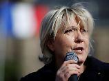 Verbreitung von Gewaltbildern: EU-Parlament hebt Immunität von Le Pen auf