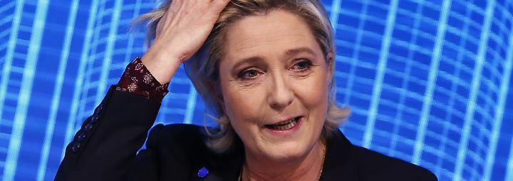Immunität aufgehoben: EU ermöglicht Ermittlungen gegen Marine Le Pen