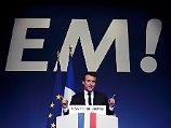 Emmanuel Macron gilt derzeit als Favorit der französischen Präsidentschaftswahl.