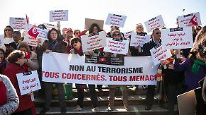 Proteste in Tunis: Tunesien verliert junge Erwachsene an IS