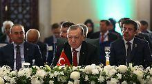 """Interview mit Konfliktforscher: """"Man müsste der Türkei Ultimaten stellen"""""""