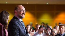 """""""Fatale Rolle rückwärts"""": Arbeitgeber wettern gegen Schulz-Vorschläge"""