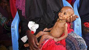 Hungerkatastrophe in Afrika: Millionen Menschen kämpfen ums Überleben