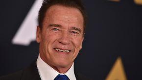 Promi-News des Tages: Schwarzenegger steigt aus und ätzt gegen Trump-Show