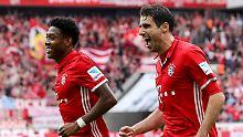 Der 23. Spieltag im Überblick: FC Bayern zieht davon, BVB zerlegt Bayer