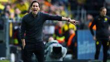 Trainer erfreut sich an Klatsche: Bayer-Debakel setzt Schmidt unter Druck