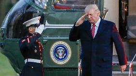 Abhör-Vorwürfe gegen Obama: FBI verlangt Richtigstellung von Trump-Regierung
