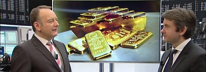n-tv Zertifikate: Gold in Euro besser als in US-Dollar?