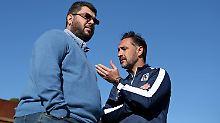 Dank der Investitionen des Mehrheitsgesellschafters Hasan Ismaik konnte Trainer Vitor Pereira verpflichtet werden.