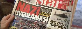 Deutsch-Türken tief gespalten: Türkische Gemeinde lobt Bundesregierung