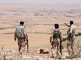US-Einheit in Nordsyrien: GIs sollen Kämpfe unter Rebellen verhindern
