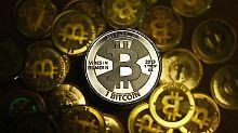 Neues Rekordhoch in Sicht: Verrückt nach Bitcoins