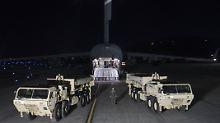 """""""Sicherheitsdilemma"""": China warnt vor Eskalation mit Nordkorea"""