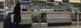 Kein verhandlungsfähiges Angebot: Verdi bestreikt Berliner Flughäfen