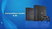 Geniales Update: Playstation 4 bekommt viele neue Funktionen